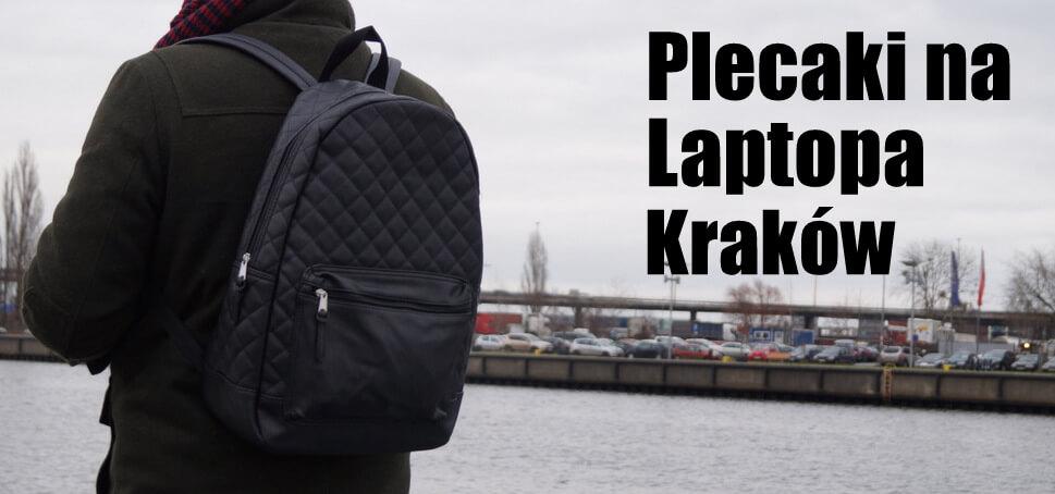kraków plecak na laptopa